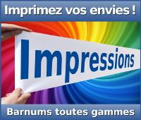 Découvrez toutes nos solutions d'impression et de personnalisations possibles sur les tentes pliantes france-barnums.com