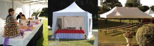 Chapiteau de festivités - Tente de réception - Organisation d'évènementiels - France-barnums.com