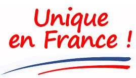 Unique en France ! Bâches latérales normalisées M1