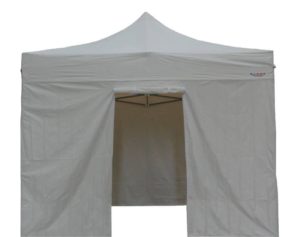 stand parapluie pas cher 3x3m noir et pack 4 c t s inclus. Black Bedroom Furniture Sets. Home Design Ideas