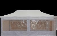 Barnum 3x6m Acier Semi Pro France-Barnums avec mur plein
