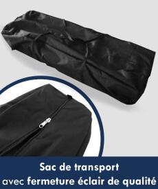 Sac de transport pour la structure et la bache de votre barnum Alu Pro 45 Eco