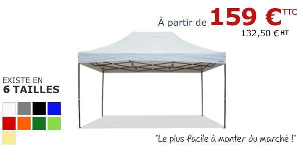 Barnum pliant à partir de 159€ sur sur France-Barnums.com