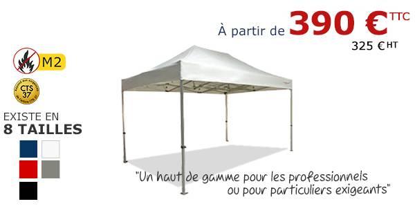 Stand pliant alu pro à partir de 390€ sur sur France-Barnums.com
