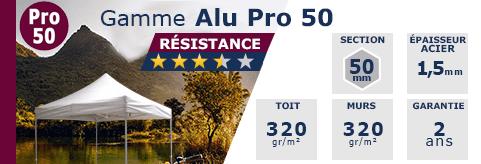 Barnum Pliant - Tente pliante Alu Pro 50