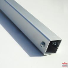 Barre de support pour demi-mur de 3m ou barre de renfort de structure pour barnum pliant