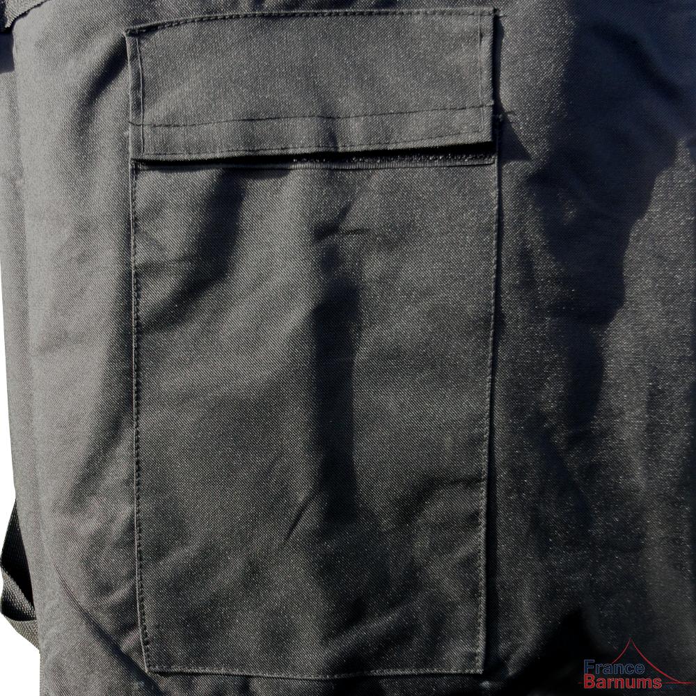 Pochette de rangement du sac de transport à roulettes pour tonnelle pliante Alu Pro 45