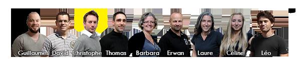 L'équipe de conseillers commerciaux de France-Barnums.com