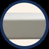 Plateau en HDPE de haute qualité et grande résistance