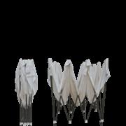 Barnum 3x4,5m plié et semi-plié Acier Semi-Pro France-Barnums