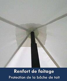renfort de faitage