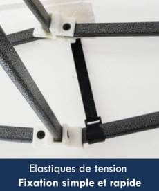 sangles de tension fixation rapide
