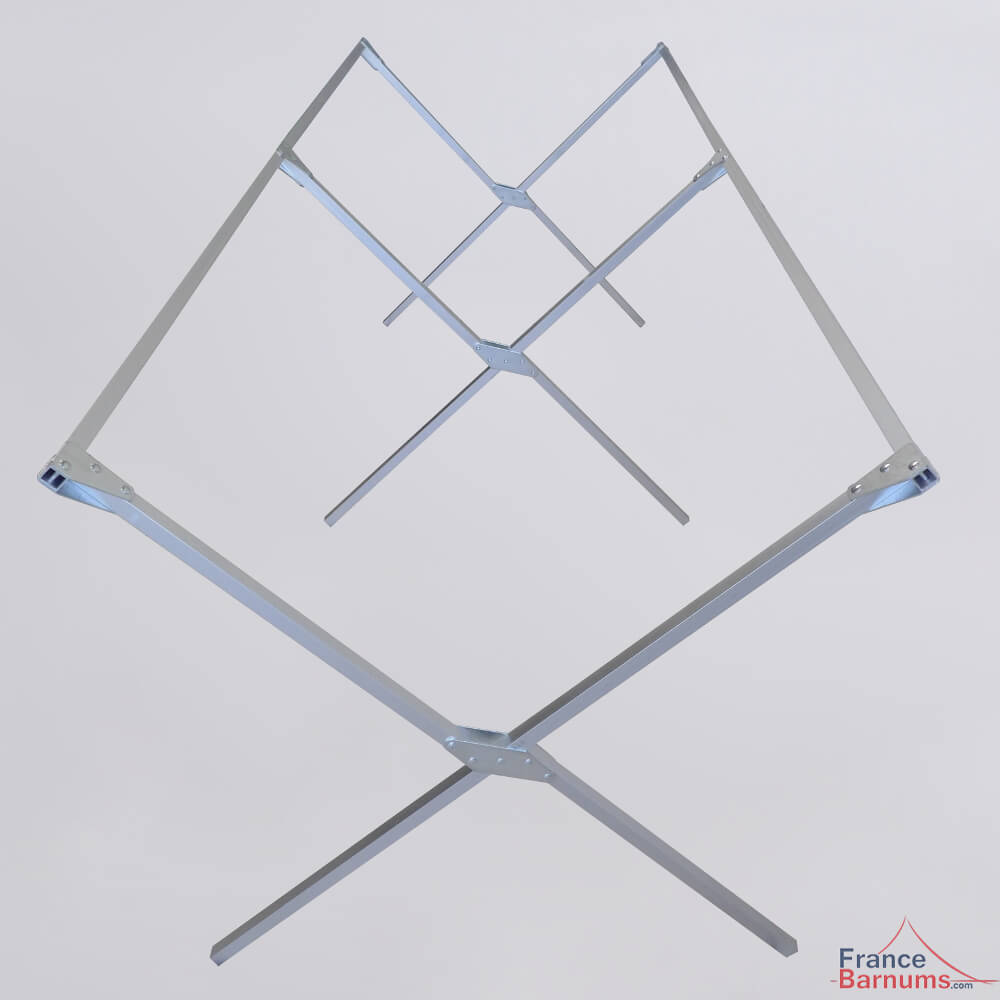 Table Presentoir De 2m Pour Marches Lit De Camp Avec Clayette