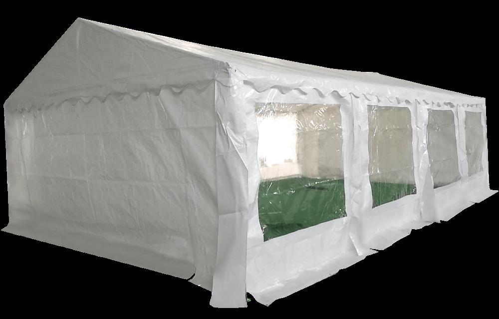 Vue en perspective de notre tente de réception France-Barnums.com