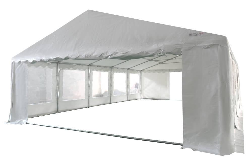 Façade de notre tente de réception France-Barnums.com