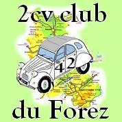2 cv Club du Forez
