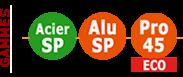 Solution d'impression 2 : Banderole personnalisable amovible pour barnum