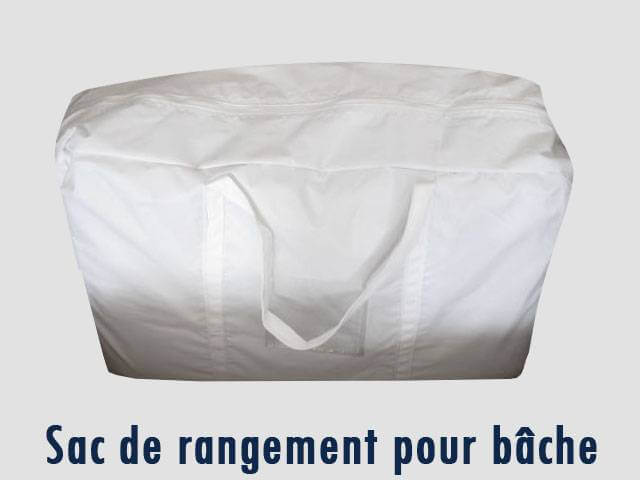 sac de transport bâche